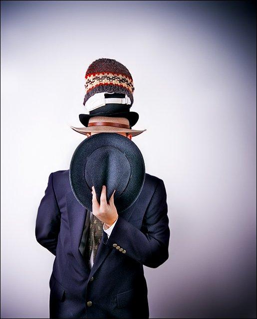 Marketing hats