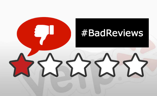 Are Bad Reviews Always Bad for Business?