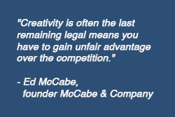 quote by Ed McCabe